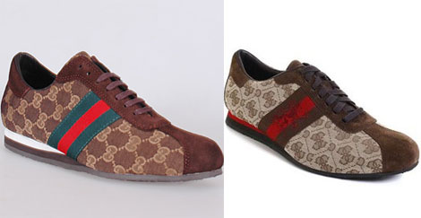 Gucci sneakers replica Guess