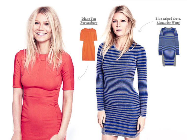 Gwyneth Paltrow must have dresses