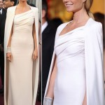 Gwyneth Paltrow s Oscars Avengers tribute Tom Ford white dress