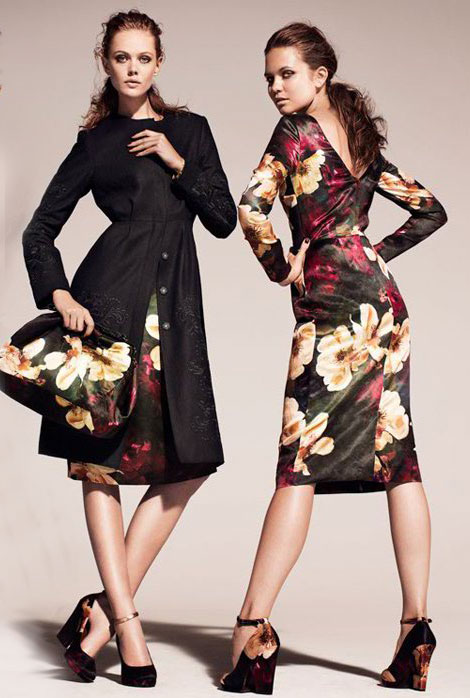 H and M fall 2011 conscious collection