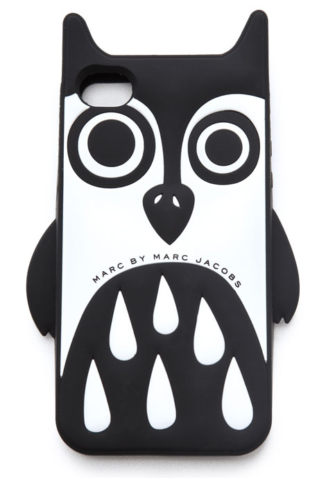 Dress Your Phone For Halloween: Marc By Marc Jacobs Owl iPhone Case