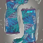 Havaianas boots by Matthew Williamson