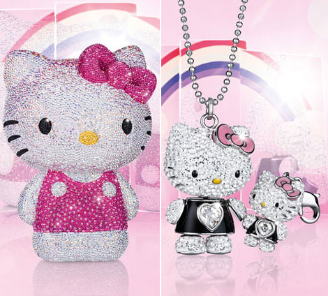 Hello Kitty by Swarovski