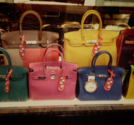 Hermes Birkins Aren't Fashionable Anymore