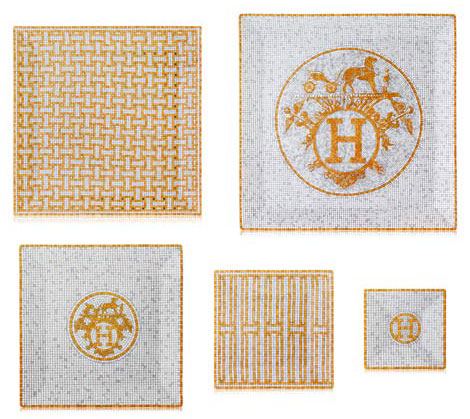 Hermes Mosaique au 24 plates