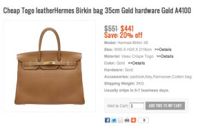 Hermes Wins Lawsuit Against Counterfeiters. Good Or Bad?