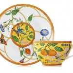 Hermes tea cups