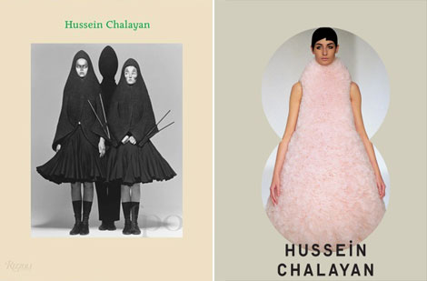 Hussein Chalayan By Hussein Chalayan Book