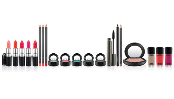 Iris Apfel MAC Makeup Collection