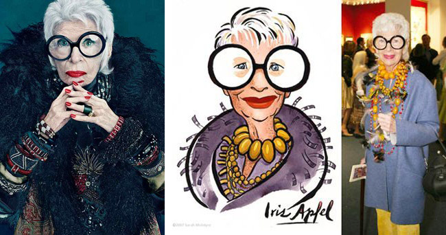 Loving The New Iris Apfel MAC Makeup Collection!