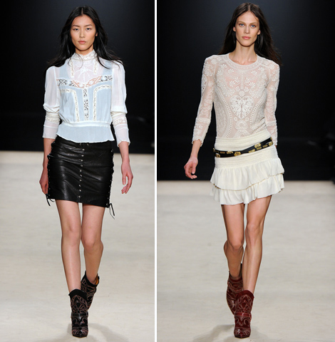Isabel Marant Fall Winter 2012 2013