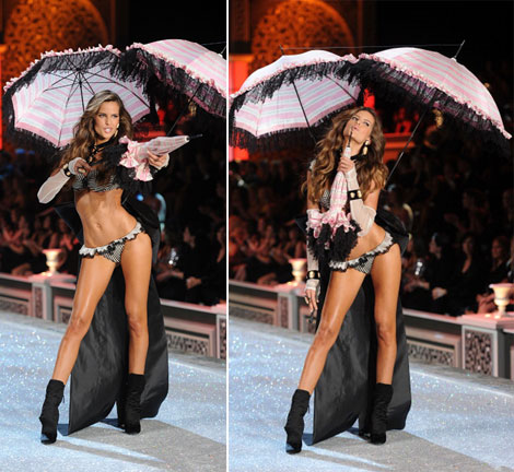 Izabel Goulart Victoria s Secret 2011