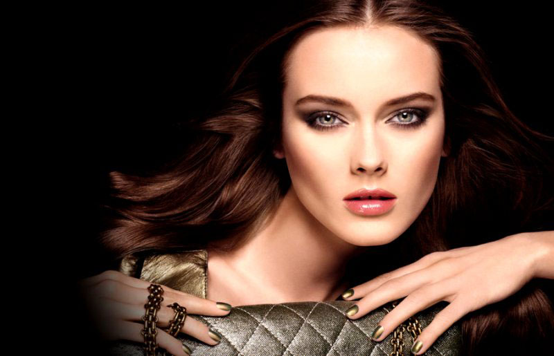 Jac's Chanel Beauty Fall 2011 Ad Campaign