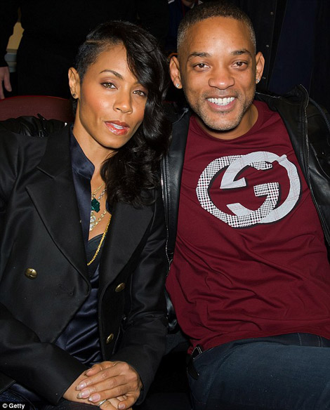 Jada Pinkett Smith Will Smith together again