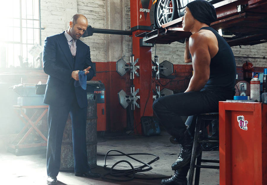 Jason Statham Details April 2012 photo by Norman Jean Roy
