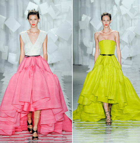 Jason Wu Spring 2012 collection