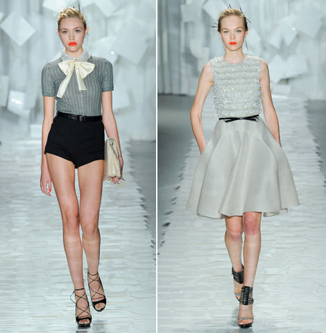Jason Wu Spring Summer 2012 collection