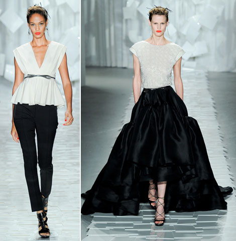 Jason Wu Summer 2012