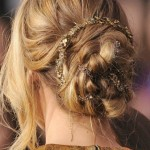 Jennifer Lawrence hairdo how to