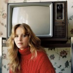 Jennifer Lawrence Vogue UK pictorial