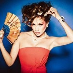 Jennifer Lopez Tous jewelry spring 2011 ad campaign 5
