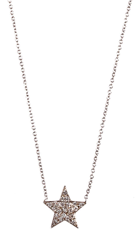 Jennifer Meyer star necklace