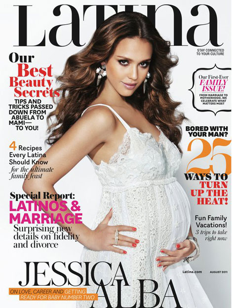 Jessica Alba Gives Birth To Second Daughter Haven Garner