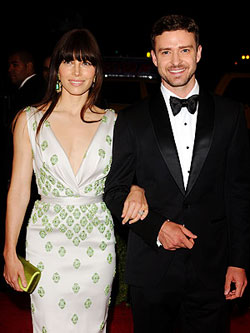 Jessica Biel Justin Timberlake got married in Italy