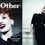 Jessica Chastain Another Magazine cover