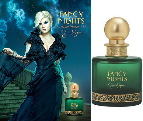 Jessica Simpson's Fancy Nights Perfume