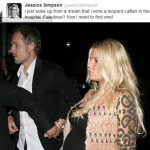 Jessica Simpson dream wardrobe for delivery room