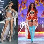 Joan Smalls Victoria s Secret 2012 show outfits