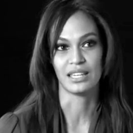In Which Joan Smalls Talks About Her Modeling Beginnings