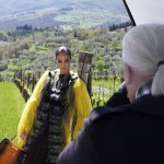 Joan Smalls photographed by Karl Lagerfeld for Fendi fall 2012 ad campaign