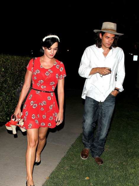 John Mayer s new girlfriend Katy Perry
