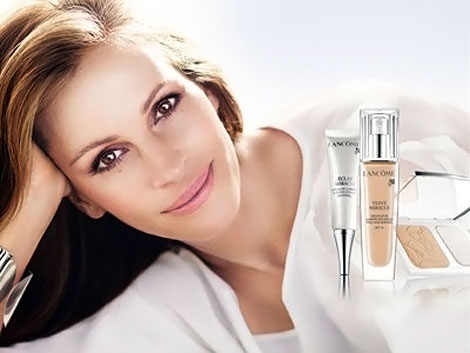 Julia Roberts New Lancome Ad Campaign. Simply Gorgeous