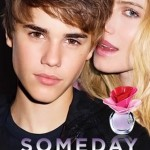 Just Bieber Someday Perfume Print Ad Campaign