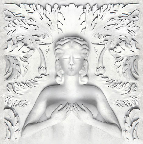 Kanye West GOOD Music artwork