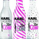 Karl Lagerfeld Diet Coke bottles 2011