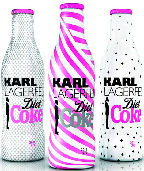 Karl Lagerfeld's Diet Coke 2011 Finally Here