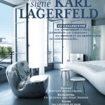 Karl Lagerfeld edited French edition Architectural Digest