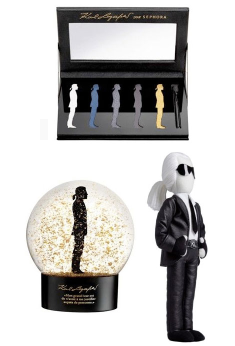Makeup Case Must Have Karl Lagerfeld For Sephora