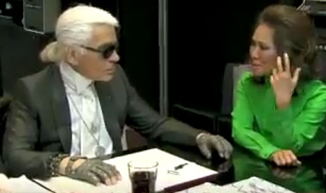 Karl Lagerfeld: My Name Is Labelfeld, Not Lagerfeld!