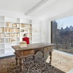 Karl Lagerfeld office New York Apartment