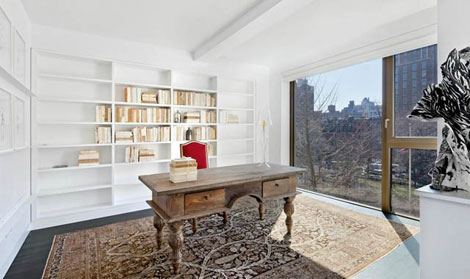 Karl Lagerfeld's Home. New York Apartment