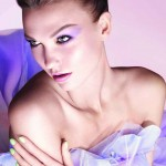 Karlie Kloss Dior Beauty Spring 2012 Ad Campaign