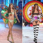 Karlie Kloss Victoria s Secret 2012 fashion show