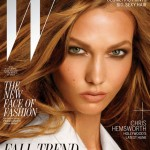 Karlie Kloss W Magazine July 2012 cover