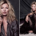 Kate Moss Fred Jewelry Collection Ad Campaign