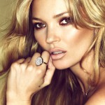 Kate Moss Fred Jewelry Collection Campaign